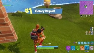 Fortnite | The hunting rifle is OP