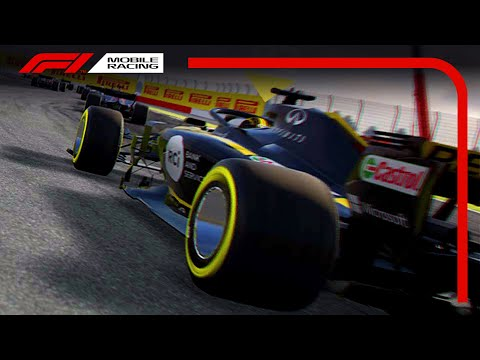 F1 Mobile Racing video