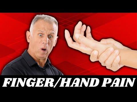 Mit kell tenni, amikor a kézízületek fájnak