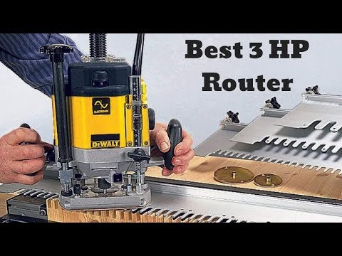 Best 3 HP Router - Reviews of 2019