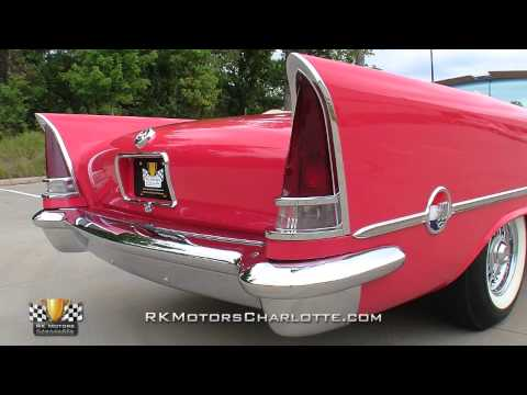 1957 Chrysler 300C Car Tour