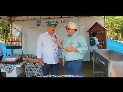 Arnaldo fala sobre dia de campo em Barra do Bugres-MT