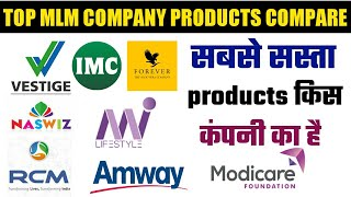 best mlm company in India | top mlm company products compression