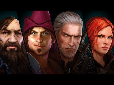 The Witcher Adventure Game - trailer