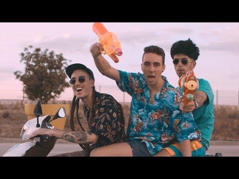 Videoclip de Lasser, Cráneo y Bejo - Suerte