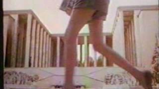 香港中古廣告: DIM絲襪 (英文版)1988