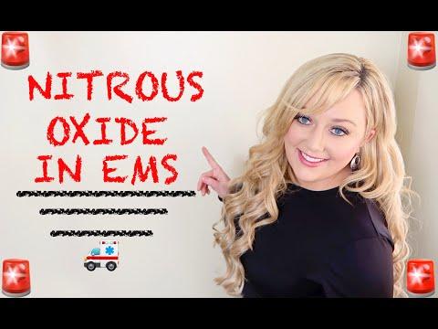 EMT/Paramedic Medication Notecards || Nitrous Oxide 50:50 ...