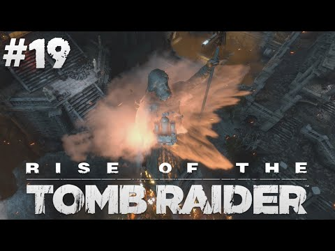 [GEJMR] Rise of the Tomb Raider - EP 19 - Atlas a výbušné vázy :D