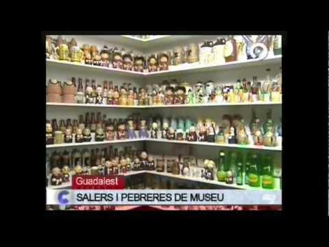 Museo de Saleros y Pimenteros (Guadalest - Alicante)