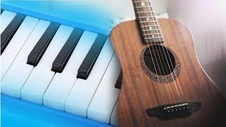 Gesi Bağları Melodika&Gitar Cover (Notalar), Melodika Şarkıları