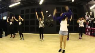 Dance With Me (Aaron Carter ft. Flo Rida)   HipHop Intro Open Class   Step
