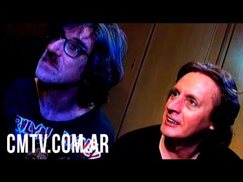 Sui Generis video El Regreso   Entrevista - Entrevista CM 2000