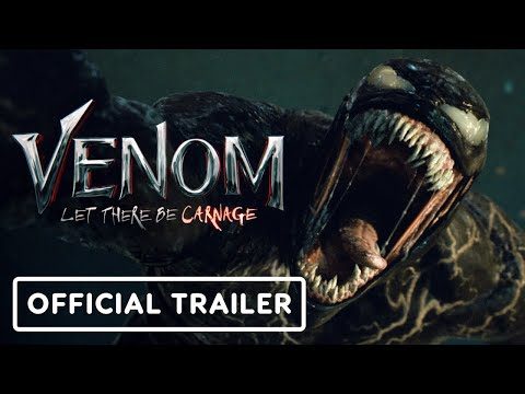 Venom: Let There Be Carnage - Official Trailer 2021 Tom Hardy, Woody Harrelson