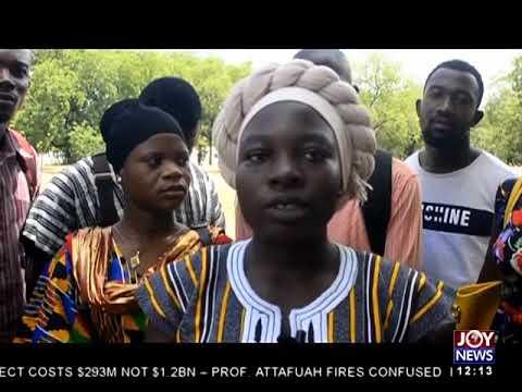 Gbewaa College Dismissal - Joy News Today (6-6-18)