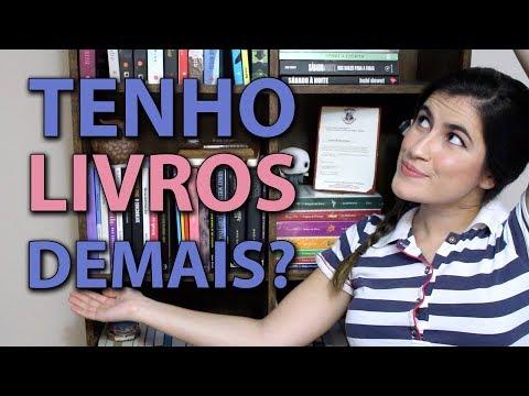 ACUMULADOR DE LIVROS | BOOKTAG