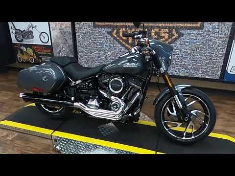 2021 Harley-Davidson Softail Sport Glide