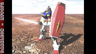 PlayStation - Dai-4-Ji Super Robot Taisen S (1996) - [Intro]