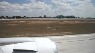 preview picture of video 'Departure from Airport Frank Pais Holguin Cuba with ArkeFly'