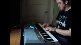 Dissection - Into infinite obscurity - Keyboard cover