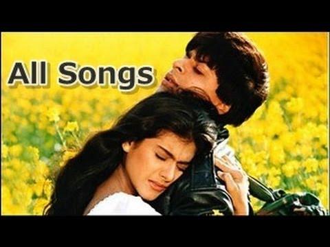 Dilwale Dulhania Le Jayenge (DDLJ)   Shahrukh Khan   Kajol   Full Songs - Juke Box