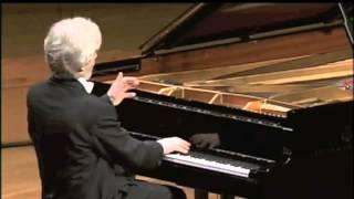 Krystian Zimerman plays Mozart Sonata No. 10 in C Major, K 330 (Complete)