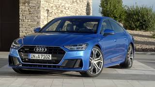 YouTube Video -V5gjigvnAU for Product Audi A7, S7, RS7 Sportback Sedan (2nd gen, Typ 4K8) by Company Audi in Industry Cars