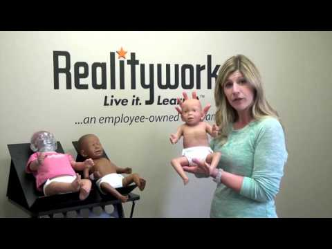 FRealCare™ Fetal Alkol Sendromlu Bebek AS Intro