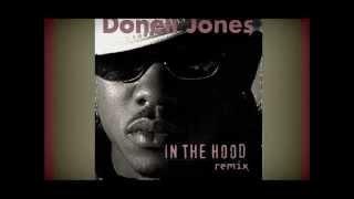 Donell Jones- In The Hood (Remix)  (1996)