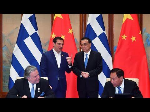 Α. Τσίπρας από την Κίνα: Η Ελλάδα γέφυρα και όχι σύνορο Δύσης – Ανατολής…