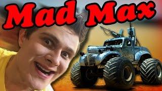 САМЫЙ БЕЗУМНЫЙ ЭПИК -|| - MAD MAX