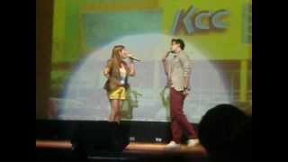 Angeline Quinto & Christian Bautista - In Love with You [ KCC Mall -  GenSan ]