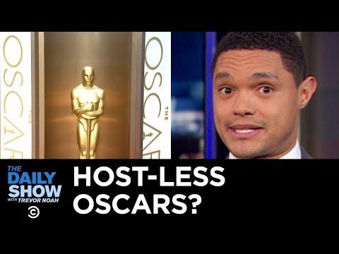 A Hostless Oscars Night & Donald Trump Jr.'s Christmas Anecdote   The Daily Show