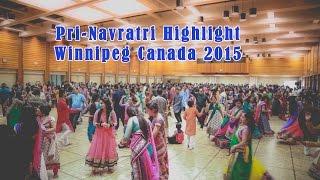 Are You Ready for Mega Navratri Event 2015 in Winnipeg Canada??