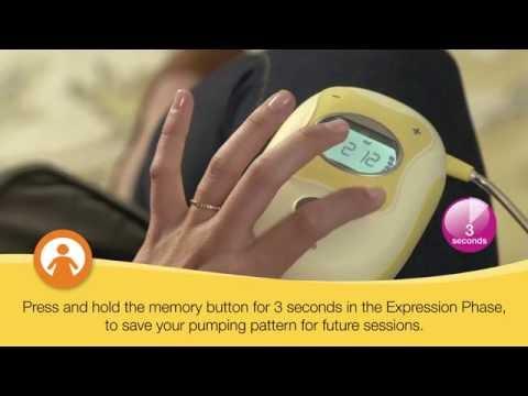 Medela Freestyle kétfejes, prémium, hordozható mellszívó teljes szett Kép