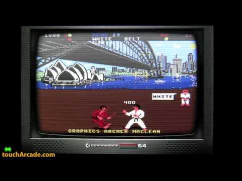 Giocare con un Commodore 64 sul vostro iPhone