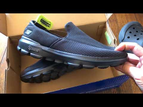 These Shoes Were Made for Walking | Sketchers Go Walk Shoes