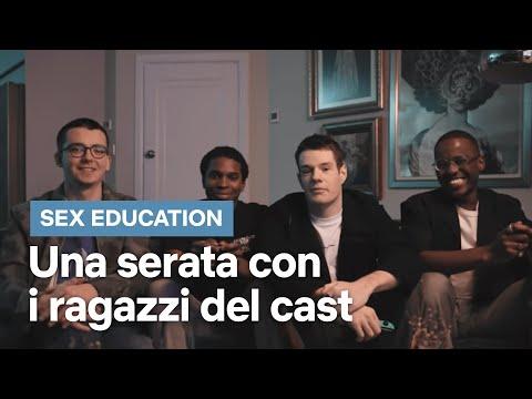 Video immagine del sesso