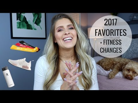 2017 MUST HAVE Fitness Favorites