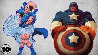 Top 10 Craziest Marvel What Ifs