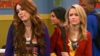 Майли Стюарт, Hannah Montana Season 4 Episode 2 ''Hannah Montana To The Principal's Office'' Part 1