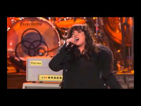 Ann Wilson talks about Led Zeppelin reactions to Stairway performance | Rock Icons Documentary Extra