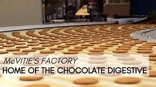 Behind the Scenes of the McVitie's Factory in Harlesden