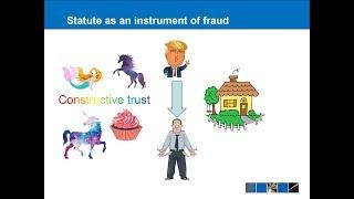 Equity & Trusts - Constructive Trusts