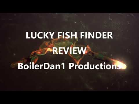 Lucky color Fish Finder review