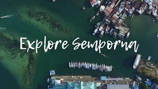 Semporna, Sabah | DJI Phantom 3 | 2016