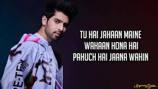 Pehla Pehla Pyaar - Kabir Singh (Lyrics) | Happy Birthday
