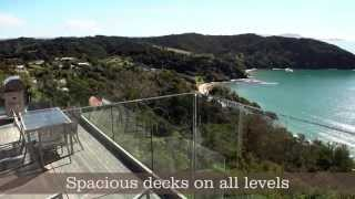 preview picture of video 'Bay of Islands Luxury accommodation, Russell, New Zealand'
