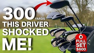 The 'cheap' premium PACKAGE set - Big golf brands may HATE THIS!