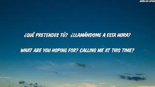 J Balvin, Bad Bunny QUE PRETENDES English LyricsTranslation