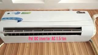 Pel DC inverter AC 1.5 Ton